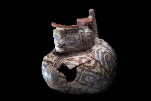 В местечке Эль Каньо в Панаме археологи обнаружили свидетельства  существования ранее неизвестной цивилизации