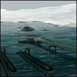 Специалисты, добравшиеся накануне до поверхности реликтового озера Восток, разыскивают тайник фюрера
