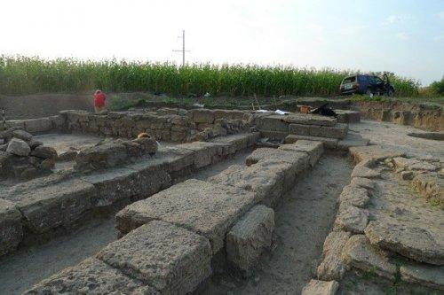 Найденный в 2011 году в районе Анапы храмовый комплекс, посвященный богине Деметре, в очередной раз привлек к себе внимание специалистов археологии и истории