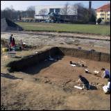 Студенты-археологи из Боннского университета случайно обнаружили древнеримский храм