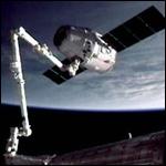 Dragon отстыковался от Международной космической станции