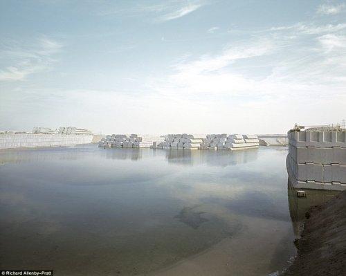 Как выглядели бы Дубаи после Апокалипсиса?