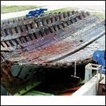 """Ученые восстановят затонувший в Мексиканском заливе в 1684 году французский корабль """"La Belle"""""""