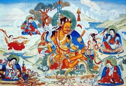 Тибетская «Книга мертвых» открывает завесу загробного мира