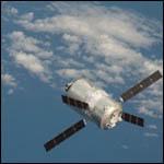 Отстыковка европейского грузового космического корабля ATV-3 от МКС перенесена