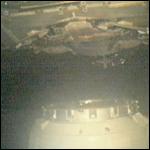 Частный космический грузовик Dragon пристыковался к Международной космической станции