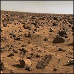Есть ли на Марсе ДНК?