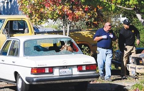 В Калифорнии все больше зомби