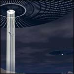Физики создадут притягивающий луч НЛО