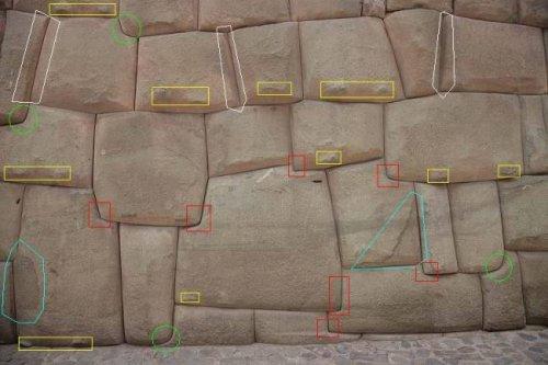 Жидкие камни Мачу-Пикчу