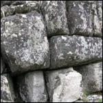 Странные  каменные образования Магадана