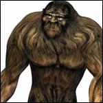 В британском городе Танбридж Уэллс один из местных жителей столкнулся с обезьяноподобным существом