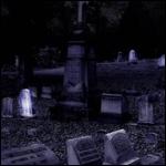 Будет изучаться свечение над могилами