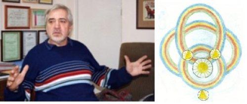 Историк представил изображение НЛО