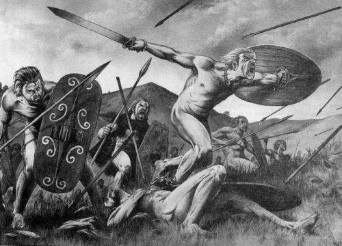 Сверхвойны викингов