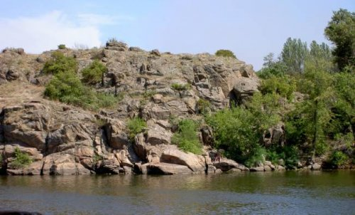 Йети живет на острове Хортица
