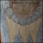 В церкви обнаружены фрески со сценами Апокалипсиса