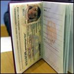 Опыт биометрических документов