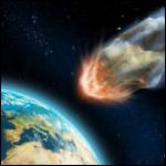 К нам спешит астероид