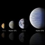 Обнаружена планета с рекордно малым размером