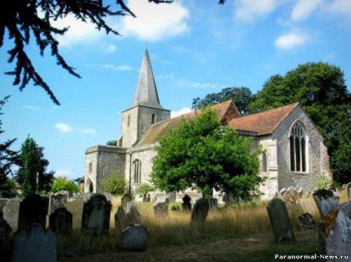 Кладбищенские призраки