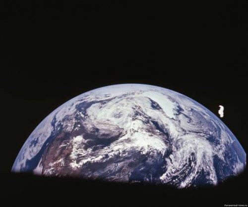 Ангел на земной орбите