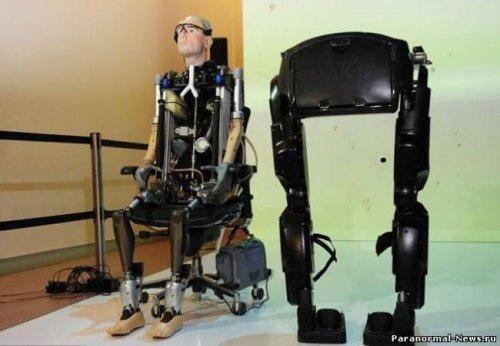 Био-робот максимально похожий на человека