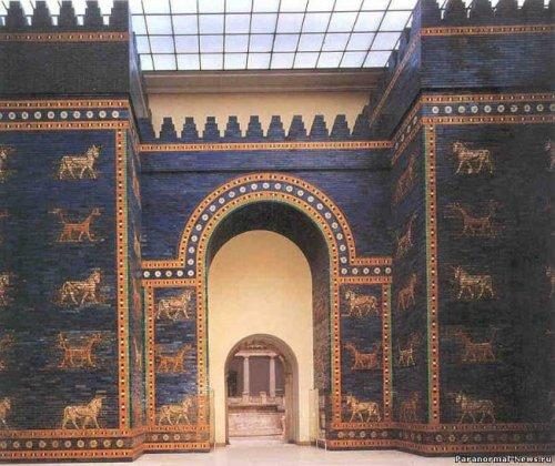Вавилонские драконы