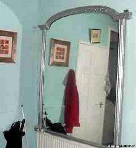 Проклятое зеркало продают через интернет