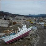 Призраки на месте цунами