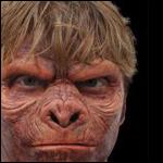 Гибрид человека и обезьяны