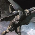 Легенда о летающем человеке
