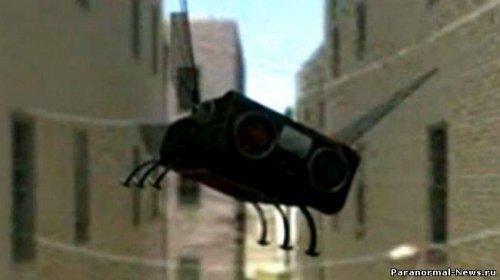 Микро роботы-убийцы