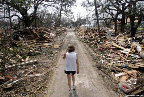 Количество ураганов вырастет, а их разрушительная мощь увеличится