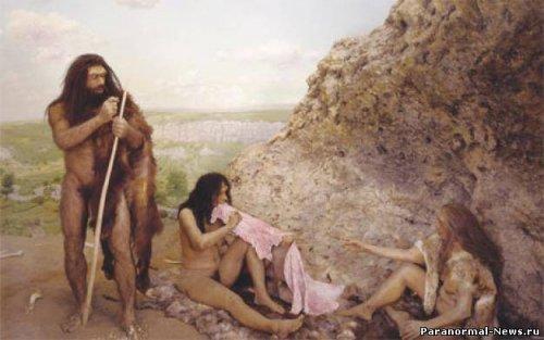 Гибрид человека и неандертальца