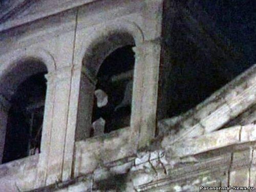 Призрак монахини в соборе