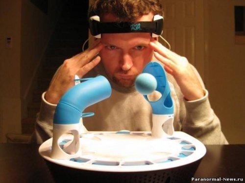 Нейроигры или мозг в качестве джойстика