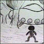 Контакты с пришельцами в Африке