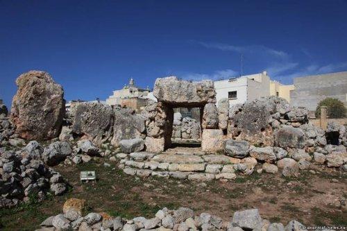 Загадки мегалитов Мальты