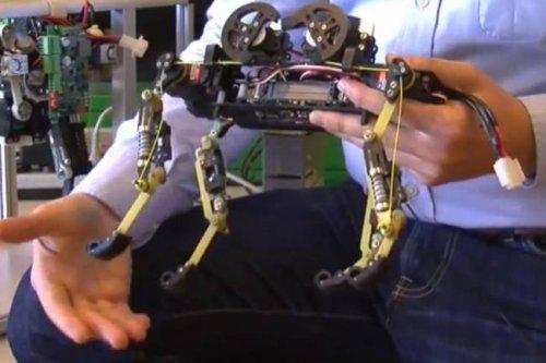 Ученые создали скоростного робота-кота