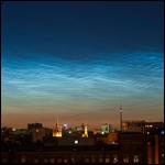 Серебристые облака могут указывать на изменение климата