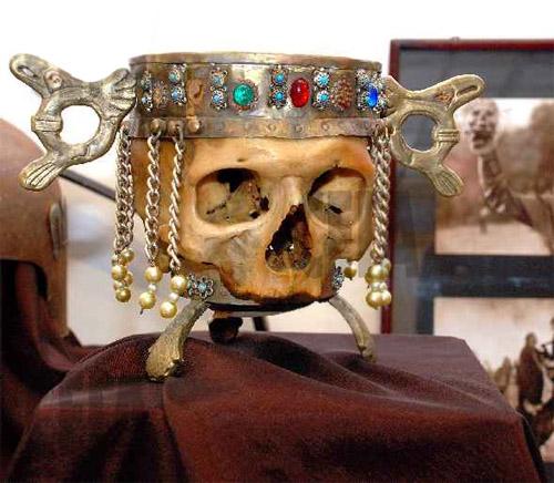 Культ черепов