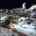 Освоение космоса, сценарии