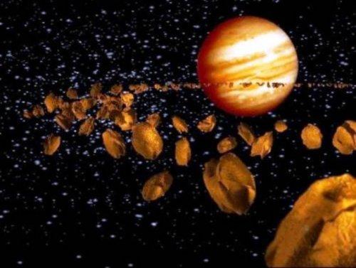Тайна гибели планеты Фаэтон