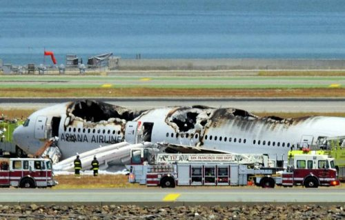 Мистика в крушении Боинга 777