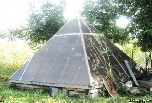 Украинцы осваивают пирамиды