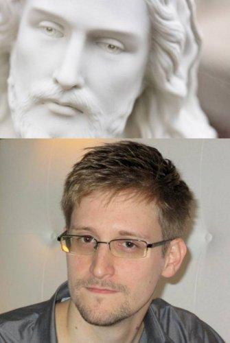 Сноуден - Новый Иисус