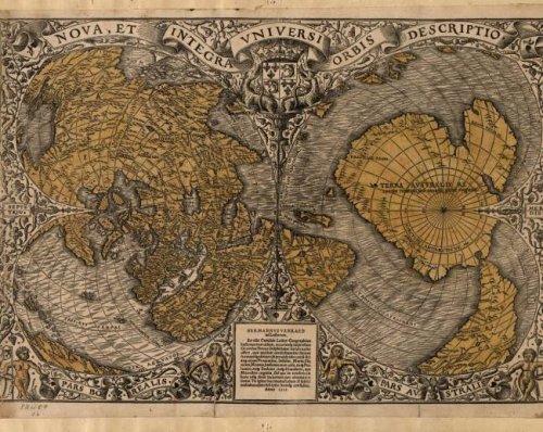 Антарктическая цивилизация