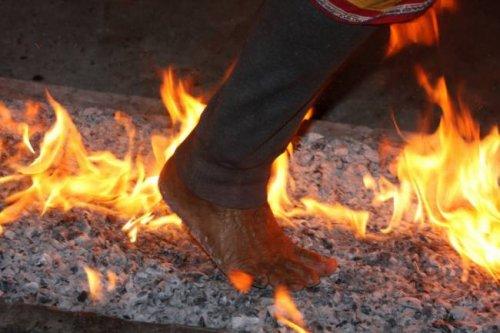 Идущие по огню