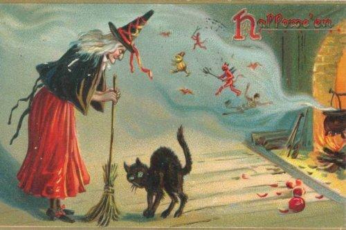 Животные-слуги шаманов